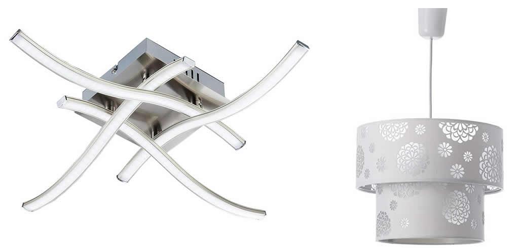 comprar lamparas de techo modernas